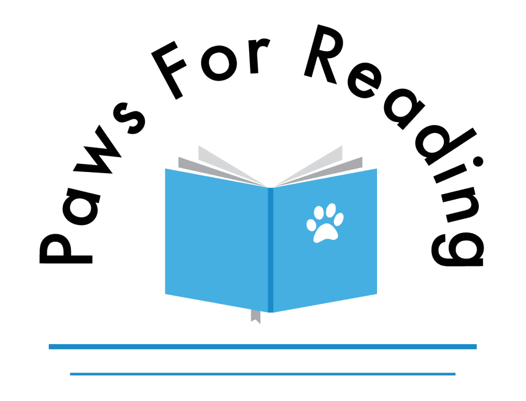 Paws for Reading logo